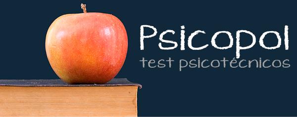 Test psicotécnicos con Psicopol